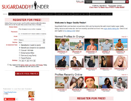 Sugar Daddy Finder