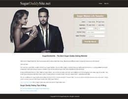 Sugar Daddy Site